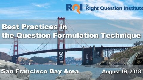 2018 West Coast Seminar on Best Practices in the QFT