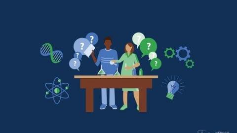 Build STEM Skills and Nurture Students' Scientific Curiosity With the Question Formulation Technique